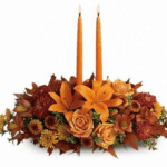 make this thanksgiving centerpiece